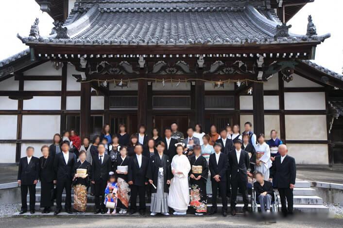 南宮さん 結婚式