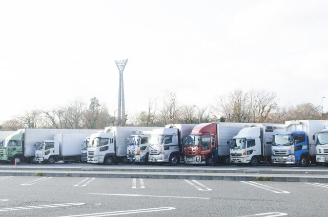 長距離トラック