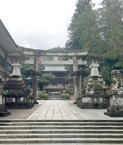 伊奈波神社 二ノ鳥居