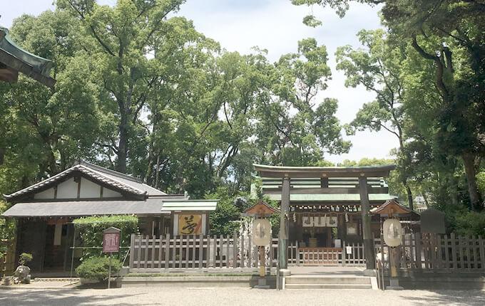 豊國神社 本殿